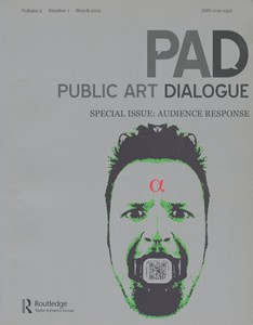 Public Art Dialogue cover